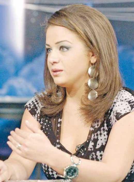 الممثلة الفلسطينية الأردنية السورية أناهيد فياض