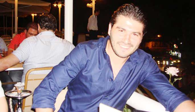 الممقل السوري يزن السيد