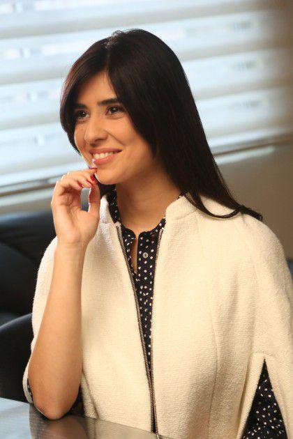 الممثلة اللبنانية زينة مكي