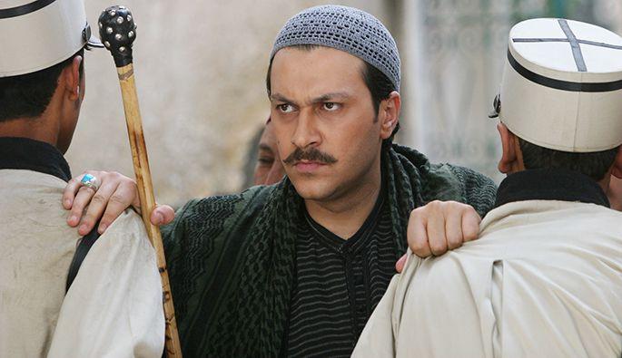 النجم السوري وائل شرف (معتز)