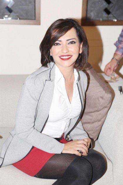 الممثلة السورية أمل عرفة