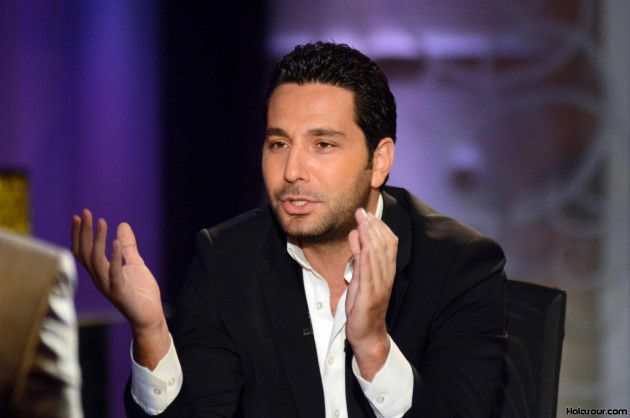الإعلامي اللبناني وسام بريدي