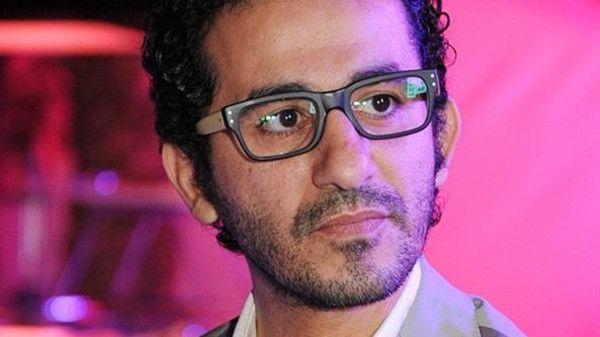 الفنان أحمد حلمي