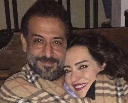 طلاق الممثلة السورية أمل 3
