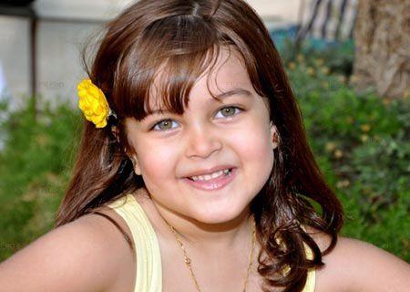 الطفلة المصرية جنا عمرو