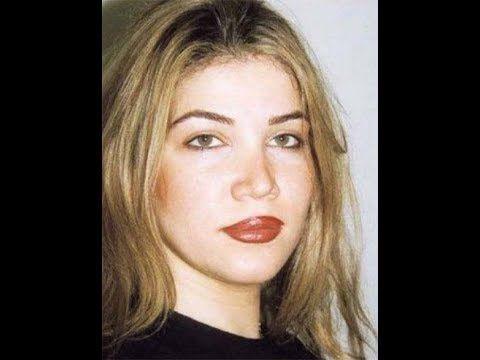 مي حريري قبل أن تخرب أنفها وكانت آية في الجمال الصورة قديمة وغير واضحة