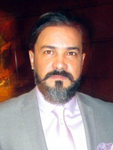 الممثل محمد رجب