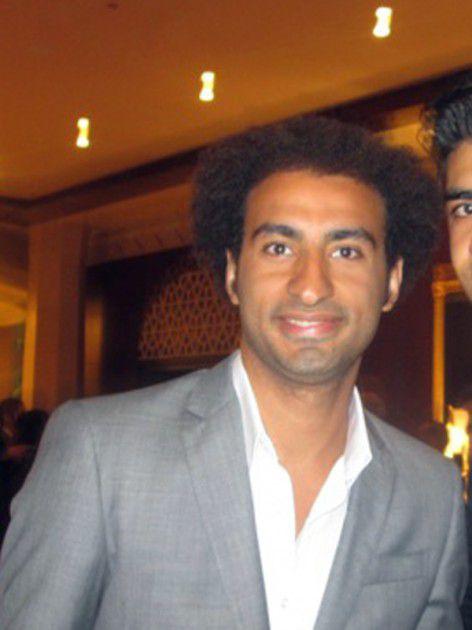 الفنان المصري علي ربيع