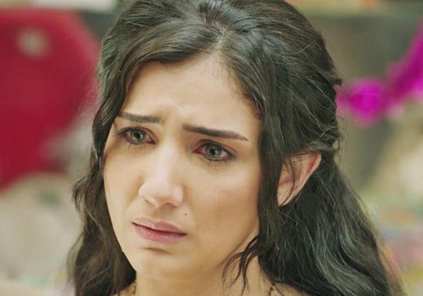 الممثلة المصرية مي عمر
