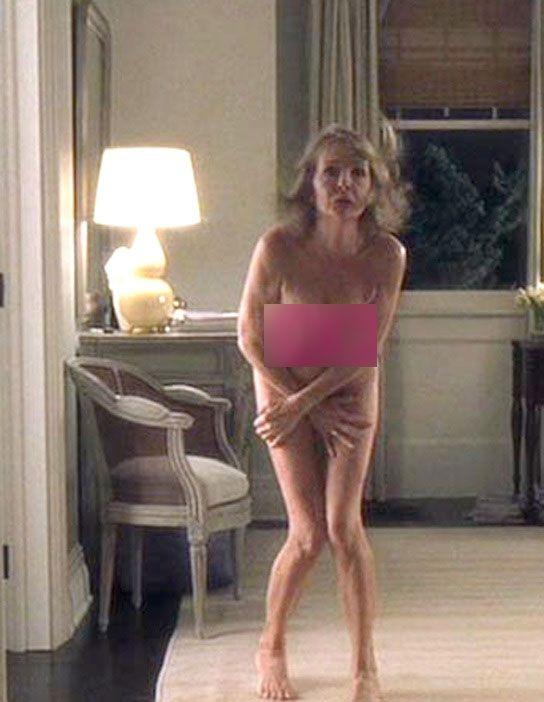 Diane keaton nude naked