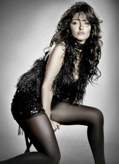 الممثلة المصرية علا غانم