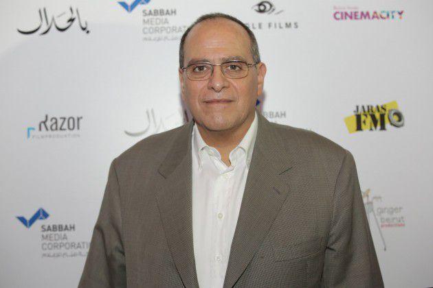 رئيس مجلس إدارة شركة الصبّاح للإعلام المنتج صادق الصبّاح