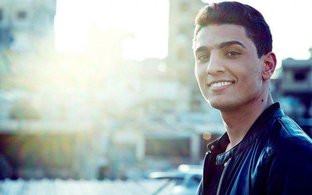 النجم الفلسطيني محمد عساف