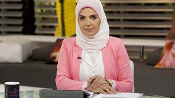 الفنانة والإعلامية المصرية منى عبد الغني