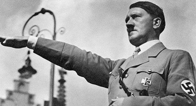 أدولف هتلر كلن مصاباً بجنون العظمة