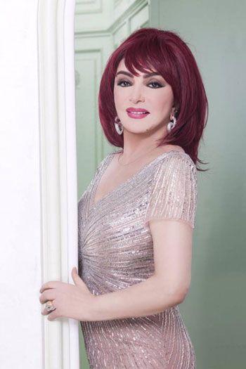 الممثلة المصرية نبيلة عبيد