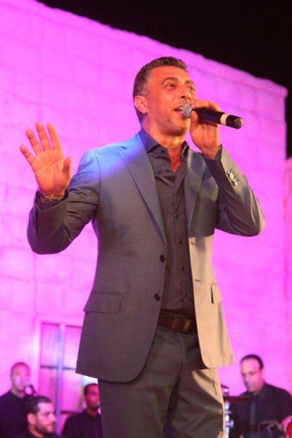 النجم الأردني عمر العبداللات
