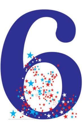 الرقم 6 هو رمز الأمومة أو الأبوة أي الحب والرعاية