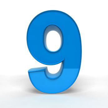 هل رقمك 9 لأن اسمك حسب علم الحرف والرقم يؤدي إلى الرقم 9