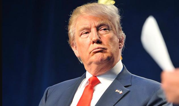 المرشح الأميركي الحالي دونالد ترامب