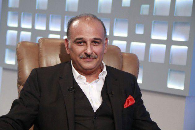 الممثل السوري جمال سليمان
