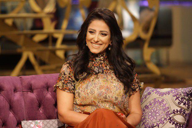 الممثلة المصرية حنان مطاوع