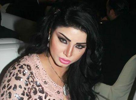 الفنانة اللبنانية مروى