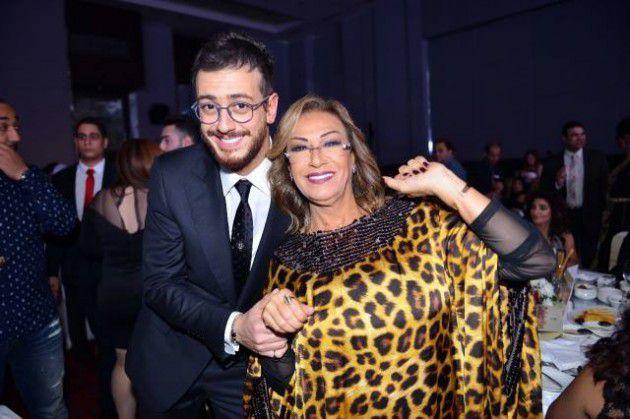 سعد لمجرد ووالدته