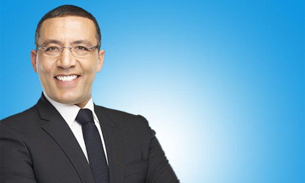 الإعلامي المصري خالد صلاح