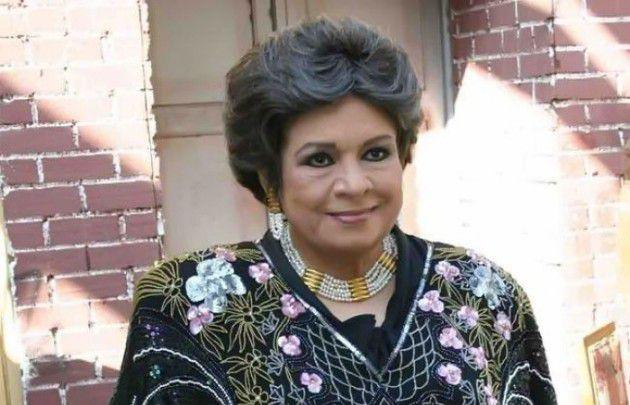 الممثل المصرية القديرة كريمة مختار
