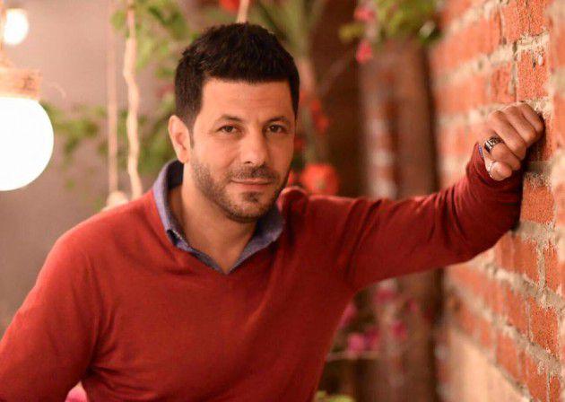 الممثل المصري إياد نصار