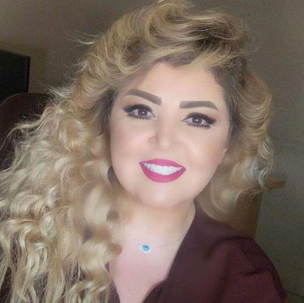 الممثلة المصرية مها أحمد