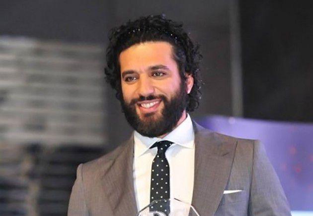 الممثل المصري حسن الرداد