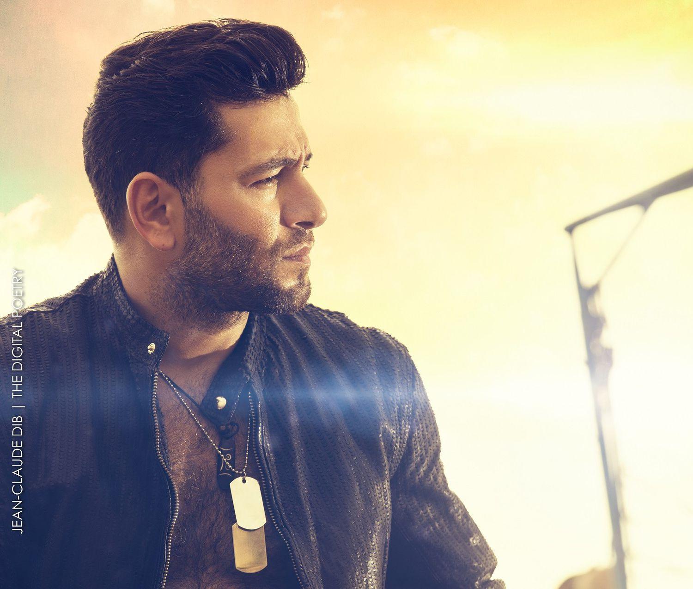 الفنان اللبناني زياد برجي