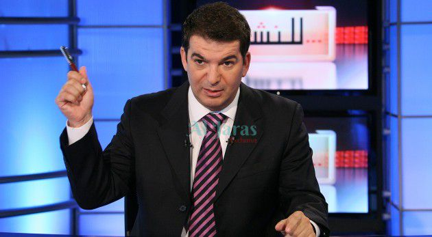 الإعلامي اللبناني طوني خليفة