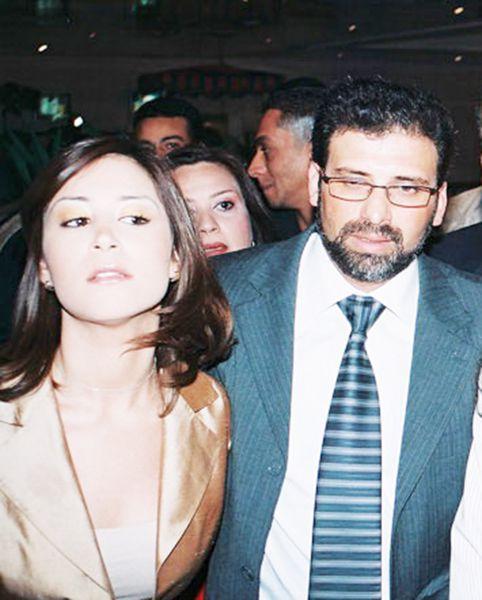 نتيجة بحث الصور عن الفنانة منة شلبي وخالد يوسف