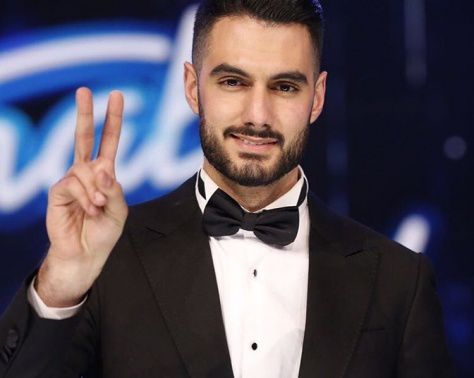 المتسابق الفلسطيني يعقوب شاهين