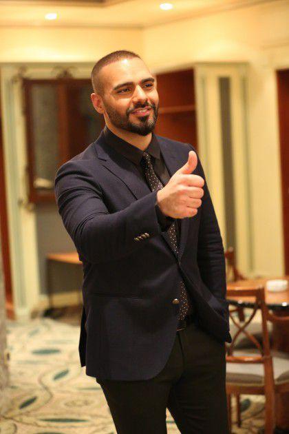 الفنان اللبناني جوزيف عطية
