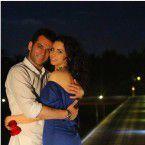 النجم التركي مراد يلدريم وزوجته ملكة جمال المغرب السابقة إيمان الباني