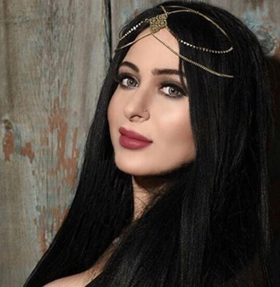 الفنانة السورية فرح يوسف