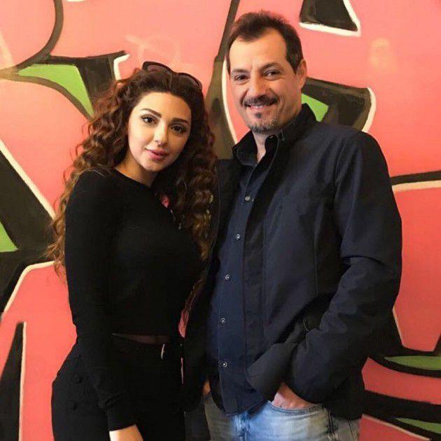 ميريام فارس صوّرت حلقة مميزة برفقة عادل كرم بمناسبة عيد الأم