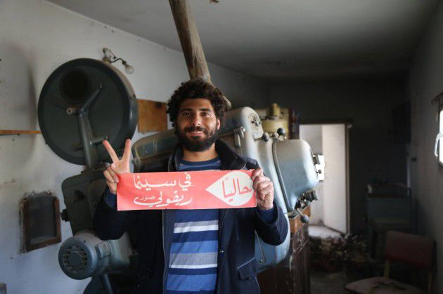 الممثل والمخرج قاسم إسطنبولي