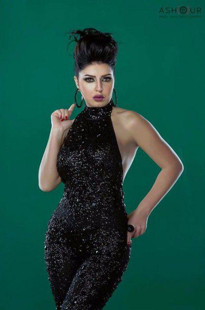 الممثلة التونسية إيناس النجار