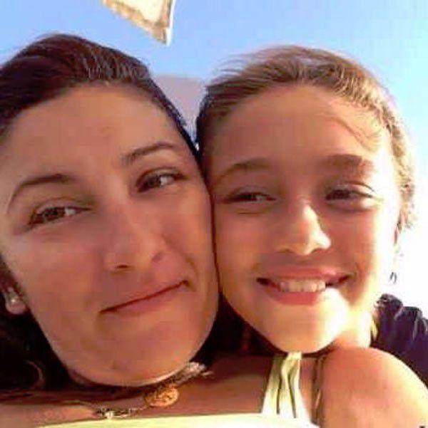 جيهان فاضل وابنتها