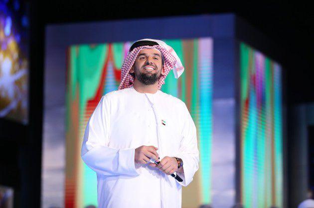 الفنان الإماراتي حسين الجسمي