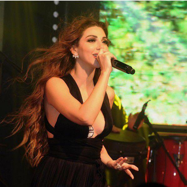 النجمة اللبنانية ميريام فارس
