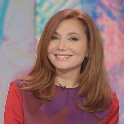 صونيتا ناصر مقدمة برنامج (الصحة أولاً) على قناة فرانس 24