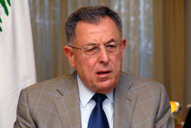 رئيس الوزراء اللبناني السابق فؤاد السنيورة