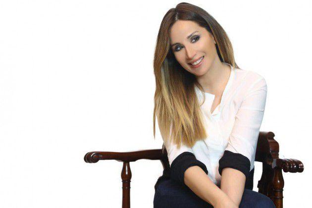 كارين رزق الله تصوّر أجدد أعمالها التلفزيونية