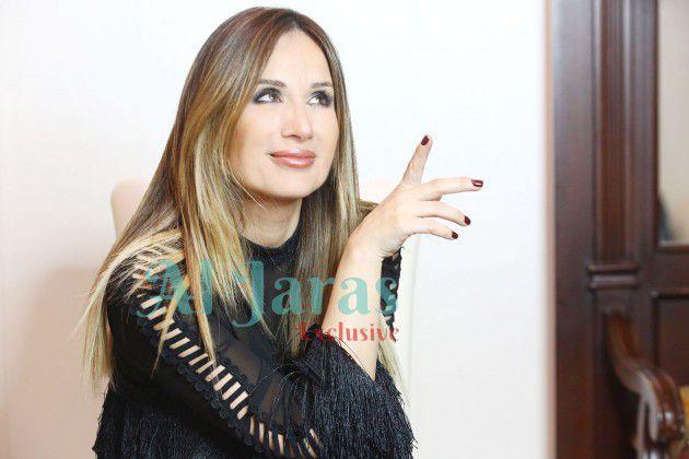 كارين رزق الله: أمي توفيت وأنا في الـ 13 من عمري